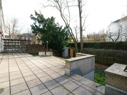 Hübsche Gartenwohnung mit großzügiger Terrasse inkl. Garagenplatz