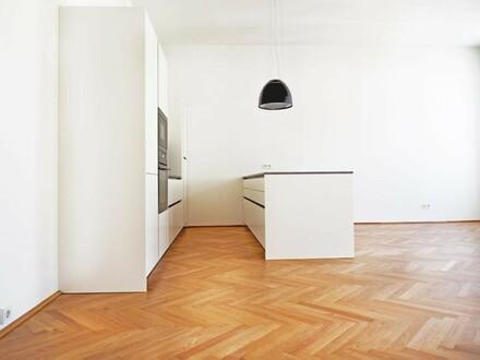 Erstbezug nach Sanierung! Moderne Altbauwohnung im Zentrum Wiens!