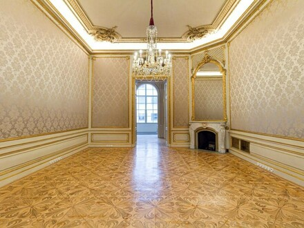 Prunkvolle Palaiswohnung im Zentrum