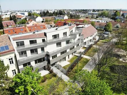 Exklusive Architektenwohnungen in bester Lage Großjedlersdorfs!