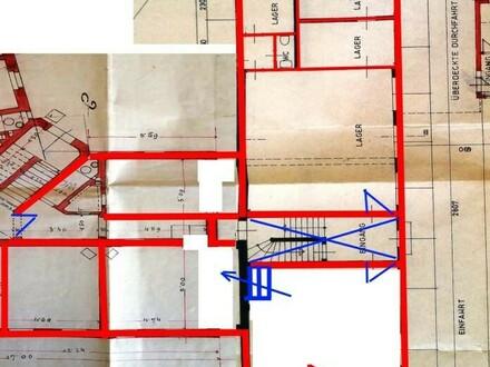 Plan GL mit Büro EG