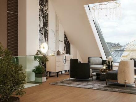Helles, stilvolles Luxusapartment in 1010 Wien