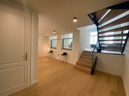 Stilvolles Split-Level Apartment in erstklassiger Lage