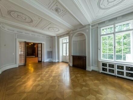 Herrschaftliche Villa im 19. Bezirk Wiens
