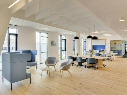 Erstbezug: Flexible Büros im 2. Bezirk Wiens