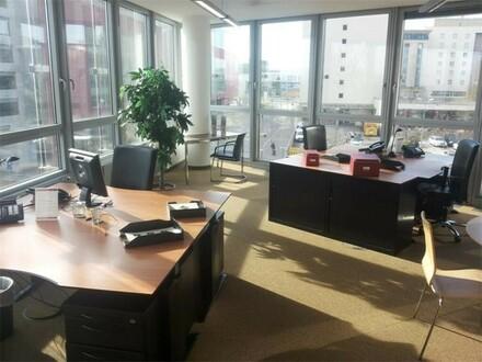Business Center im Office Park von Vienna Airport