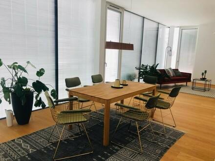Erstbezug: Voll möblierte Dachgeschoßwohnung in moderner Wohnanlage