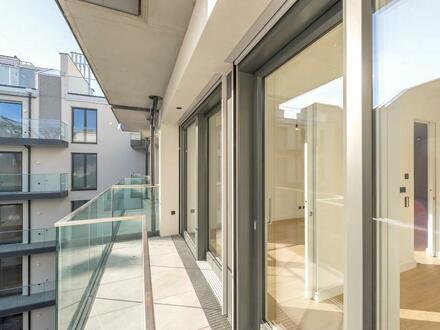 Exklusives Studio - Apartment in Wien mit Loggia UND Balkon