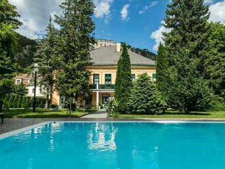Alleinbeauftragt! Exklusive Villa in Baden bei Wien - perfekte Symbiose aus Historie und modernem Zeitgeist