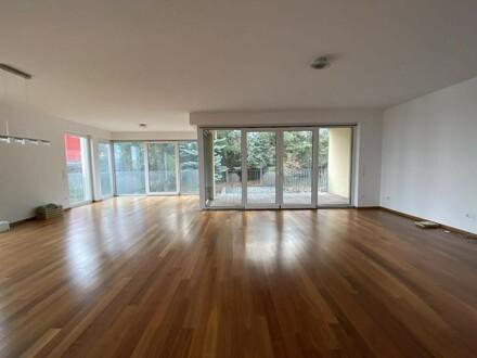 Zu mieten: exklusive Wohnung mit Panoramablick und Terrasse