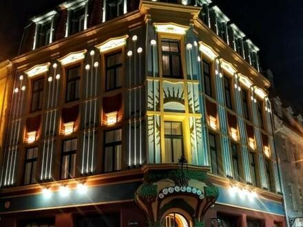Historisches Wohn- und Geschäftshaus in der Stadt Riga