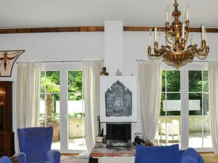 Einzigartige Villa mit viel Potential für Individualisten und Bauträger