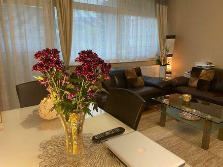 Charmante, ruhige Familienwohnung mit Loggia zu verkaufen