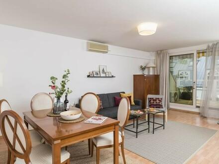 Für kurzfristige Miete: Penthouse-Apartment im Hotel Marriott