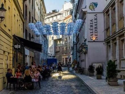 Historisches Zinshaus im Herzen von Bratislava