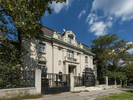 Perfekt als Botschaftsresidenz: Herrschaftliches Palais im 19. Bezirk Wiens