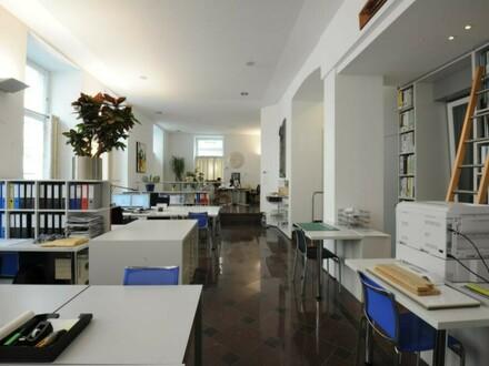 Schönes und modernes EG-Büro neben dem Hauptbahnhof