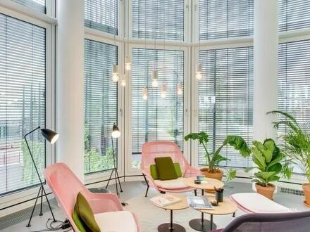 Flexible Büros in Wien, Orbi Tower