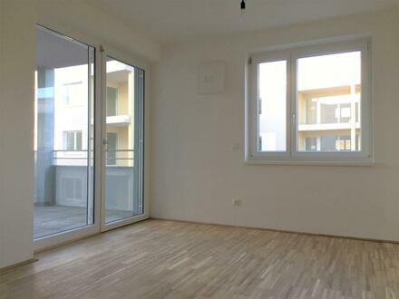 Fabelhafte Single-Wohnung mit ausgezeichnetem Grundriss in idyllischer Stadtrand-Gemeinde - nur 15 Kilometer von Linz - provisionsfrei!