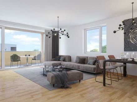 Provisionsfreie Mietwohnung inklusive TG- und FS-Platz in einer attraktiven Wohnsiedlung mit ganz besonderem Charme! Bezugsfertig…