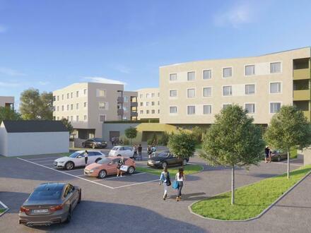 Gartenwohnung Südwest-Ausrichtung mit TG- und FS-Platz in einer neuen Wohnsiedlung! Bezugsfertig Juli 2020