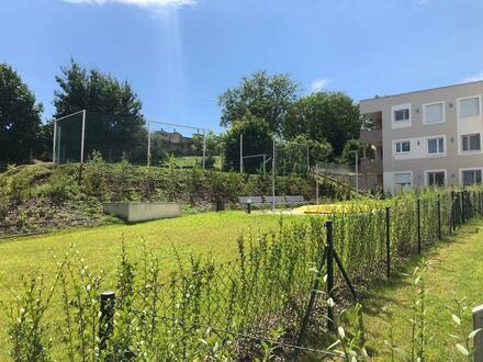 Wohnen in höchster Lebensqualität in St. Georgen an der Gusen - Nähe Linz! Neubau mit südseitig ausgerichtetem Balkon und…