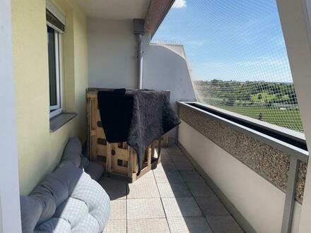 Helle und geräumige 3-Zimmerwohnung in Leonding/Doppl mit Balkon
