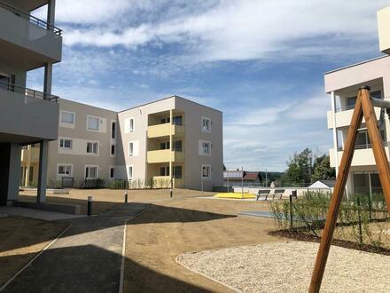 Sichern Sie sich jetzt Ihren geförderten Wohn(t)raum in hochwertigster Ausführung! Provisionsfreie 2-Zimmerwohnung im Neubauprojekt…