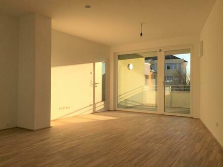 Geförderter Wohn(t)raum mit südseitigem Balkon in ruhiger Einfamilienhaus-Idylle! Provisionsfreies Neubauprojekt