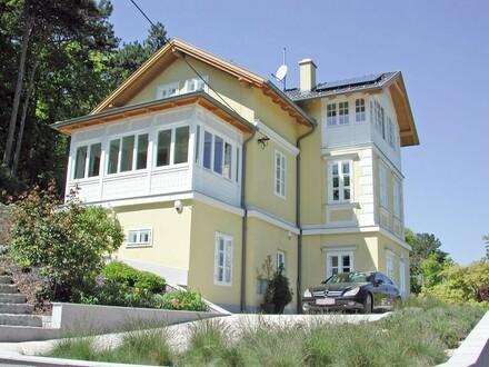 Blick in den Garten, Villa 2540 Bad Vöslau