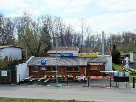 """""""Donauschenke direkt an der Donaulände- ALL INCLUSIV - GASTRONOMIE und PRIVAT"""""""