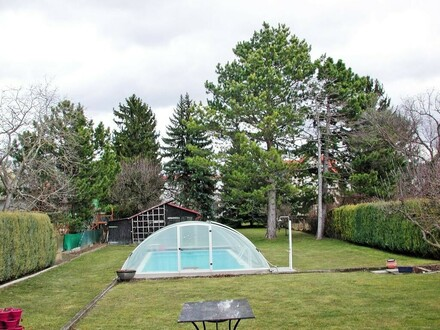 01. Pool - Einfamilienhaus 2380 Perchtoldsdorf
