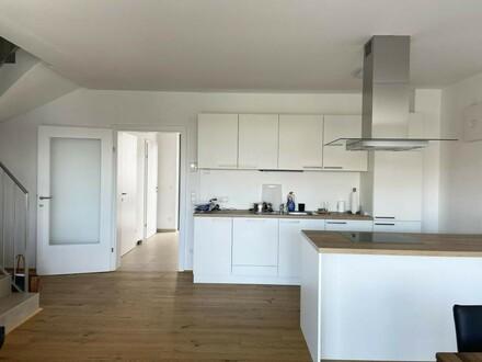 Moderne Maisonettewohnung inkl. Einbauküche und Garten - Top H01!