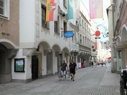 Jungunternehmerförderung - Geschäftsfläche im Herzen von Steyr
