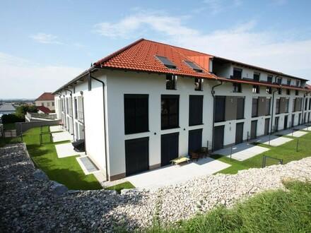 Moderne Gartenwohnung inkl. Einbauküche und Terrasse - Top H02!