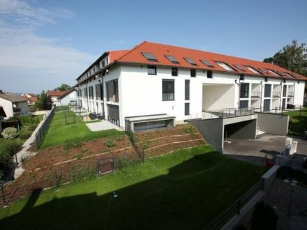 Maisonette-Wohnung inkl. Einbauküche mit Terrasse und Garten - ERSTBEZUG