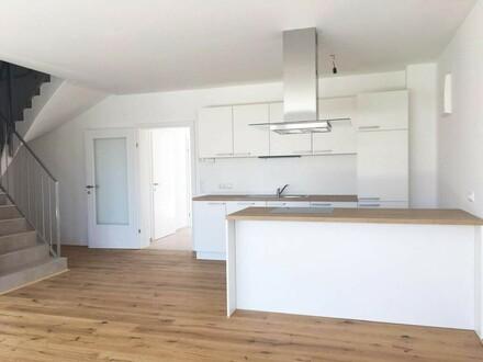 Maisonettewohnung inkl. Einbauküche mit Garten und Terrasse - ERSTBEZUG