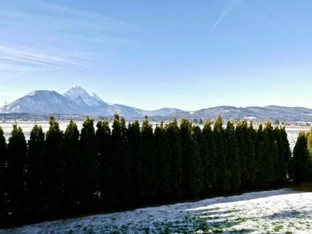 Traumhafte Maisonette Gartenwohnung mit Bergpanorama - 89 m² Wohnfläche - 5071 Wals-Siezenheim