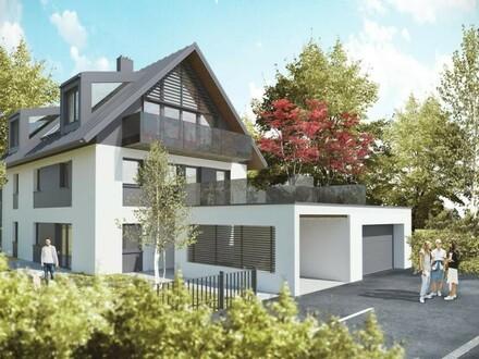 NEUBAU! Luxuriöse 3-Zimmer Dachgeschosswohnung mit traumhaften Festungsblick 81,15 m² in 5020 Salzburg - Stadtteil Josefiau