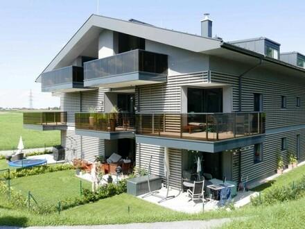 Exklusive Dachgeschosswohnung mit großer Terrasse in ruhiger Lage - 91 m² Wnfl. - Wals-Siezenheim / Gois