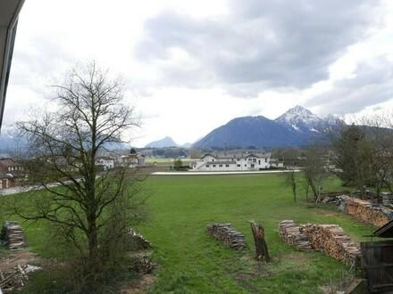 Sonnige Garconniere mit Gebirgsblick ca. 28 m² Wohnfläche - Schusterwölflgut / Wals-Siezenheim