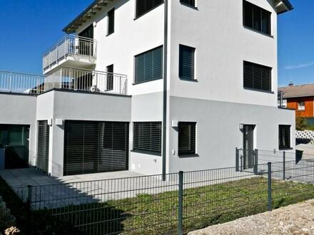 NEUBAU! Wunderschöne 3 Zimmer Gartenwohnung in RUHIGER Lage - Schwaighofen / Eugendorf