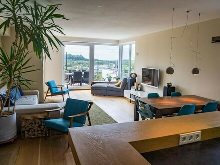 Rarität! Luxuriöses Wohnen in traumhafter 3 Zimmer Terrassenwohnung - TOP Lage - 5061 Elsbethen
