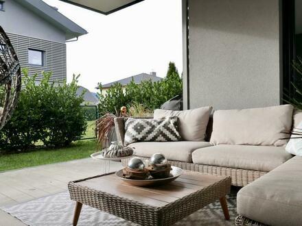Wunderschöne 2 Zimmer Gartenwohnung - ca. 54 m² Wohnfläche - 5071 Wals-Siezenheim