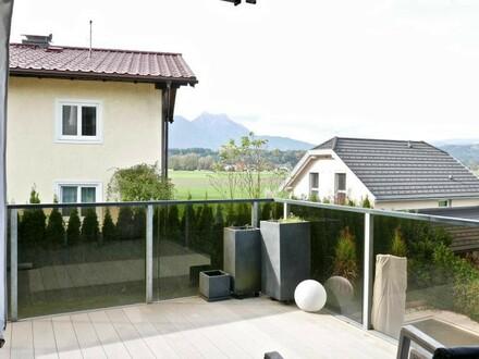 Traumhafte 3 Zimmer Terrassenwohnung in TOP Lage - ca. 63 m² Wohnfläche - 5071 Gois