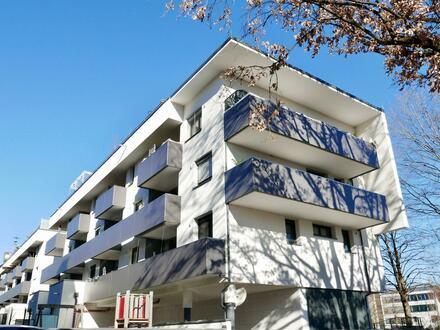 Neuwertige 2-Zimmer Terrassenwohnung mit 56,84 m² Wohnfläche - Salzburg / Itzling