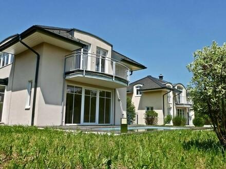 Traumhaftes Einfamilienhaus in exklusiver und einmaliger Lage - mit Pool, Garten sowie Doppelgarage - 5081 Anif
