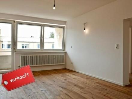 Erstbezug nach Kernsanierung! Schöne 3 Zimmer Wohnung mit Loggia - 69,65 m² Wohnfläche - 5020 Salzburg / Josefiau