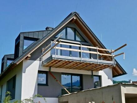 NEUBAU! Exklusive 3-Zimmer Dachgeschosswohnung mit traumhaften Festungsblick 80,87 m² in 5020 Salzburg - Stadtteil Josefiau