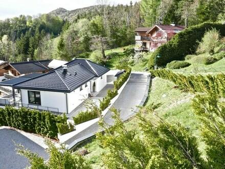 LUXUS PUR! Einfamilienhaus in Traumlage mit Pool & Sauna - 5323 Vorderschroffenau